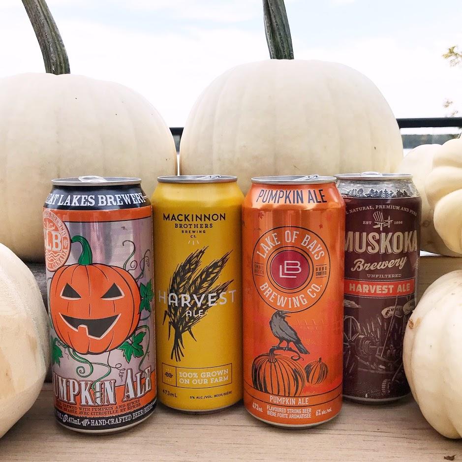 Best Fall Pumpkin Beers LCBO Ontario
