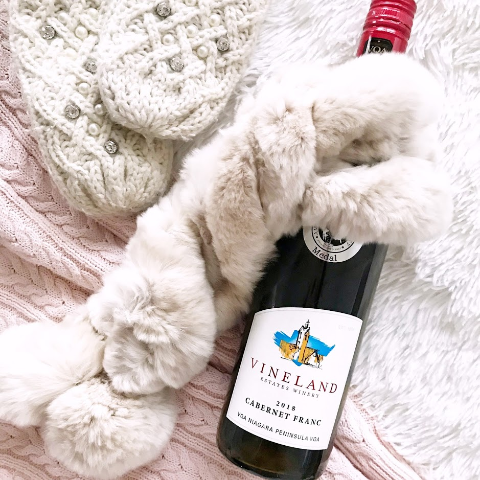 Vineland Estate Winery Cabernet Franc Ontario Red Wine Review VQA