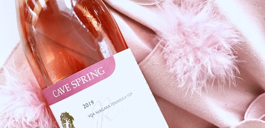 2019 Cave Spring Rose Ontario Wine Review VQA