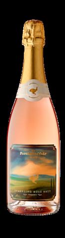 Foreign Affair Winery Sparkling Rose Wine Ontario VQA