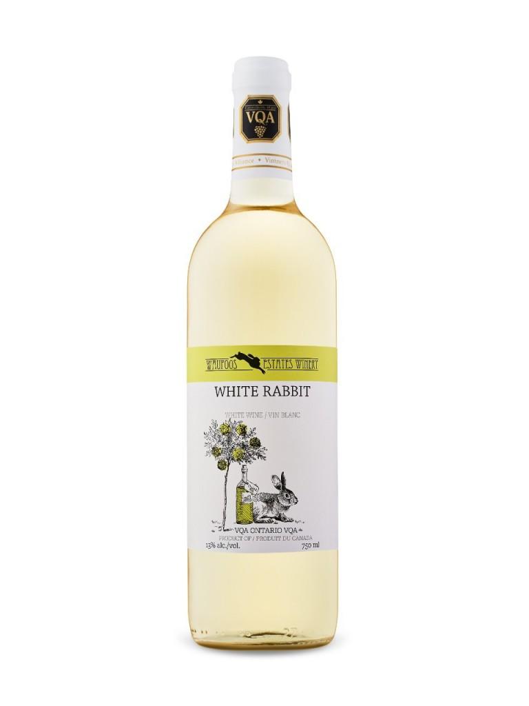 Waupoos Winery White Rabbit Wine VQA Ontario