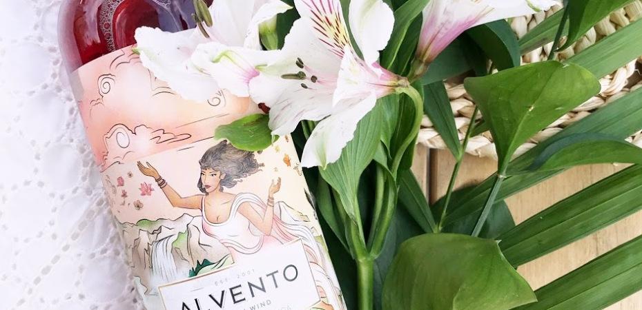 Alvento Winery Ontario South Wind Rose Wine Review VQA