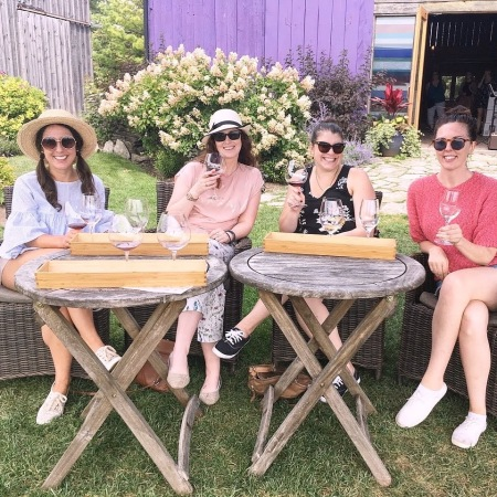 Prince Edward County Guide Itinerary summer weekend girl's getaway